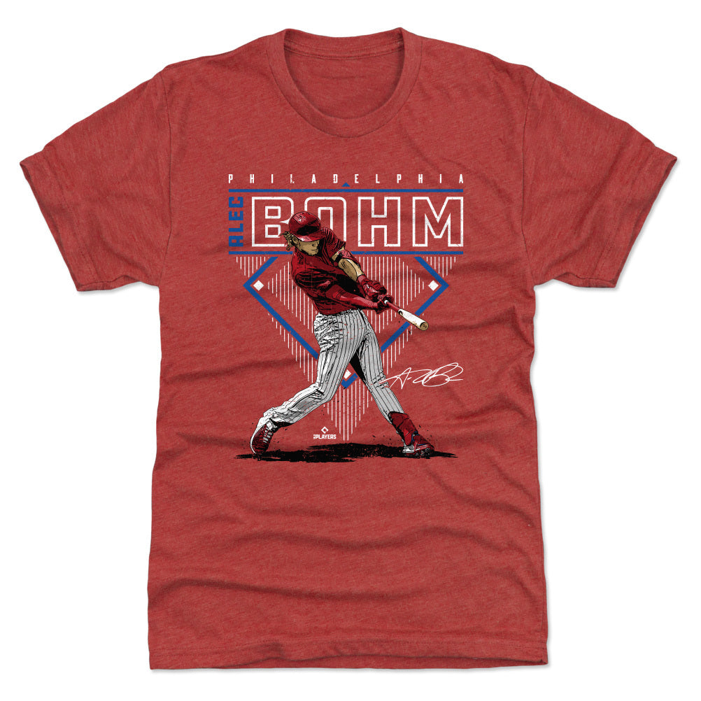 Alec Bohm Men's Premium T-Shirt | 500 LEVEL