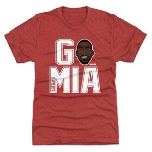 Bam Adebayo Men's Premium T-Shirt | 500 LEVEL