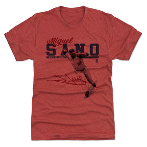 Miguel Sano Men's Premium T-Shirt | 500 LEVEL