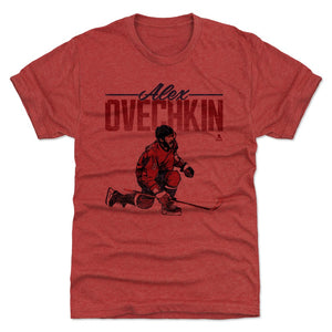 Alex Ovechkin Men's Premium T-Shirt | 500 LEVEL