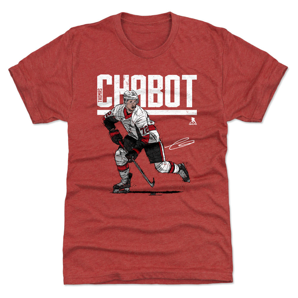 Thomas Chabot Men's Premium T-Shirt | 500 LEVEL