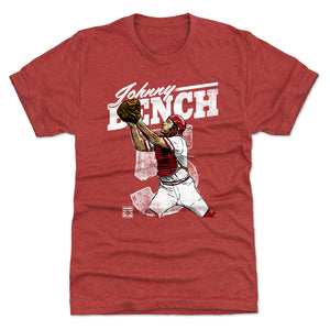 Johnny Bench Men's Premium T-Shirt | 500 LEVEL
