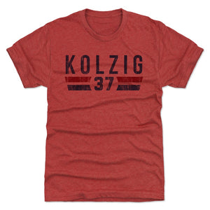 Olie Kolzig Men's Premium T-Shirt | 500 LEVEL
