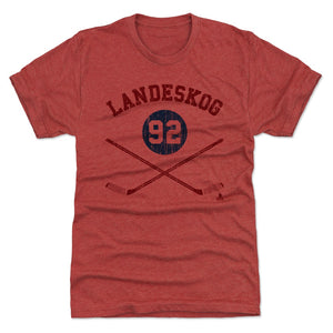 Gabriel Landeskog Men's Premium T-Shirt | 500 LEVEL