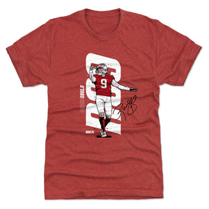 Robbie Gould Men's Premium T-Shirt | 500 LEVEL