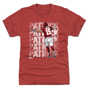 Patrick Mahomes Men's Premium T-Shirt | 500 LEVEL