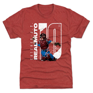 J.T. Realmuto Men's Premium T-Shirt | 500 LEVEL