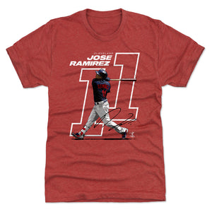 Jose Ramirez Men's Premium T-Shirt | 500 LEVEL