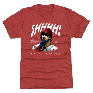 Bryce Harper Men's Premium T-Shirt | 500 LEVEL