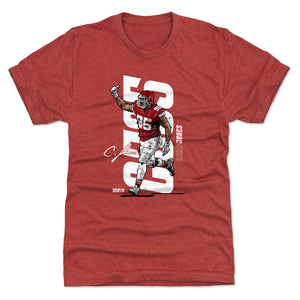 Chris Jones Men's Premium T-Shirt | 500 LEVEL