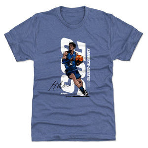 Shai Gilgeous-Alexander Men's Premium T-Shirt | 500 LEVEL