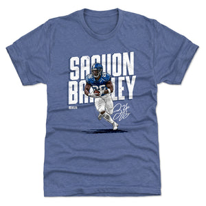 Saquon Barkley Men's Premium T-Shirt | 500 LEVEL