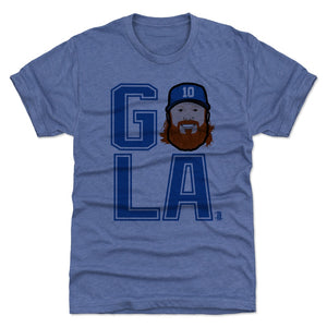 Justin Turner Men's Premium T-Shirt | 500 LEVEL