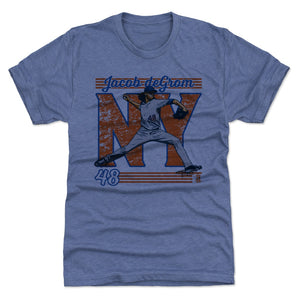 Jacob deGrom Men's Premium T-Shirt | 500 LEVEL