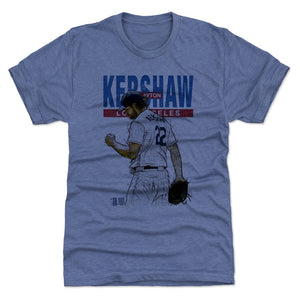 Clayton Kershaw Men's Premium T-Shirt | 500 LEVEL