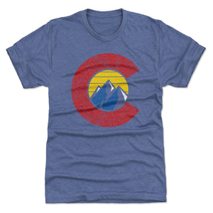 Colorado Men's Premium T-Shirt | 500 LEVEL