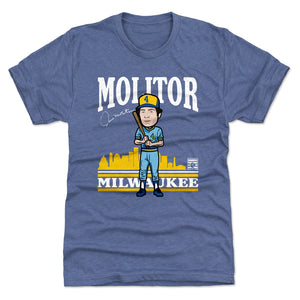 Paul Molitor Men's Premium T-Shirt | 500 LEVEL