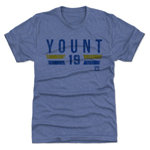 Robin Yount Men's Premium T-Shirt | 500 LEVEL