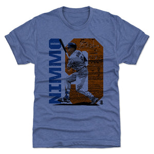 Brandon Nimmo Men's Premium T-Shirt | 500 LEVEL