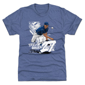 Trevor Bauer Men's Premium T-Shirt | 500 LEVEL