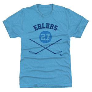 Nikolaj Ehlers Men's Premium T-Shirt | 500 LEVEL