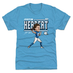 Justin Herbert Men's Premium T-Shirt | 500 LEVEL