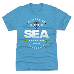 Seattle Sounders FC 2019 Champions Men's Premium T-Shirt | 500 LEVEL