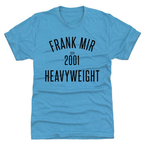 Frank Mir Men's Premium T-Shirt | 500 LEVEL