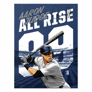 Aaron Judge Poster | 500 LEVEL