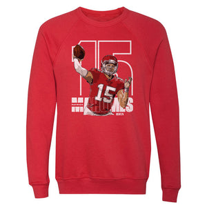 Patrick Mahomes Men's Crewneck Sweatshirt | 500 LEVEL