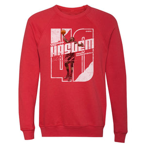 Udonis Haslem Men's Crewneck Sweatshirt | 500 LEVEL