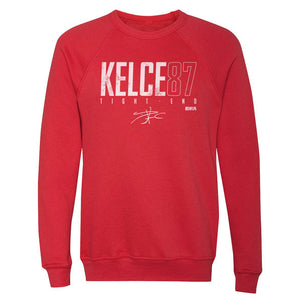 Travis Kelce Men's Crewneck Sweatshirt | 500 LEVEL
