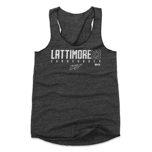 Marshon Lattimore Women's Tank Top | 500 LEVEL