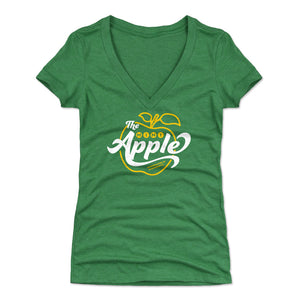 Minneapolis Women's V-Neck T-Shirt | 500 LEVEL