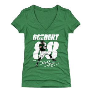 Dallas Goedert Women's V-Neck T-Shirt | 500 LEVEL