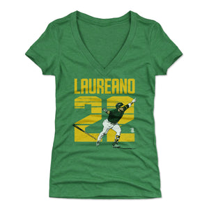 Ramon Laureano Women's V-Neck T-Shirt | 500 LEVEL