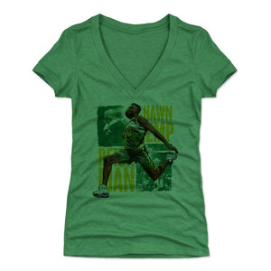 Shawn Kemp Women's V-Neck T-Shirt | 500 LEVEL