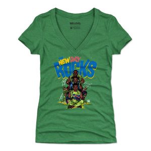 The New Day Women's V-Neck T-Shirt | 500 LEVEL
