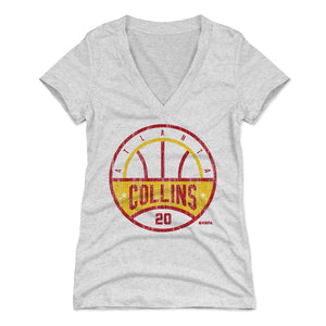 John Collins Women's V-Neck T-Shirt | 500 LEVEL