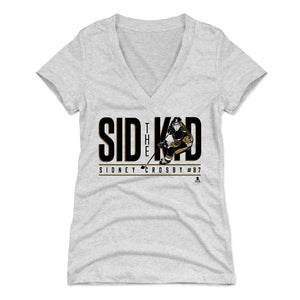Sidney Crosby Women's V-Neck T-Shirt | 500 LEVEL