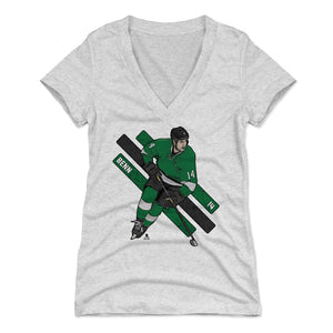 Jamie Benn Women's V-Neck T-Shirt | 500 LEVEL
