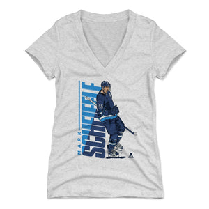 Mark Scheifele Women's V-Neck T-Shirt | 500 LEVEL