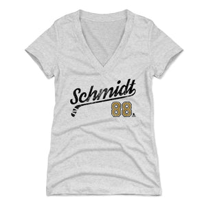 Nate Schmidt Women's V-Neck T-Shirt | 500 LEVEL