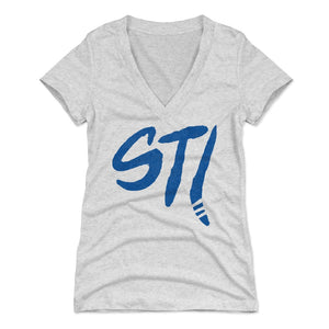 St. Louis Women's V-Neck T-Shirt | 500 LEVEL