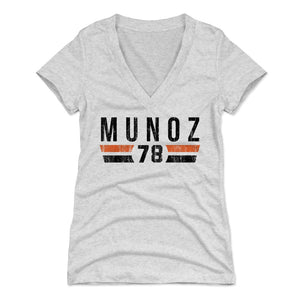 Anthony Munoz Women's V-Neck T-Shirt | 500 LEVEL