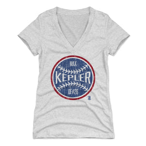 Max Kepler Women's V-Neck T-Shirt | 500 LEVEL