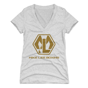 Mike Lee Women's V-Neck T-Shirt | 500 LEVEL