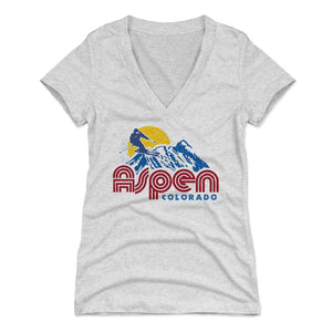 Aspen Women's V-Neck T-Shirt | 500 LEVEL