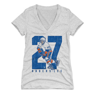 Anders Lee Women's V-Neck T-Shirt | 500 LEVEL