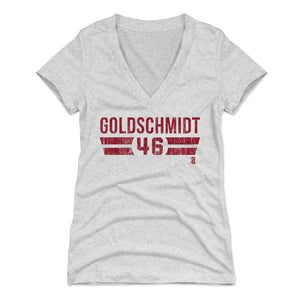 Paul Goldschmidt Women's V-Neck T-Shirt | 500 LEVEL